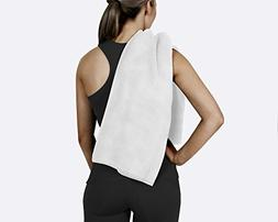 Gym Fitness Sports Yoga Camping 100% Cotton Terry Towel Ultr