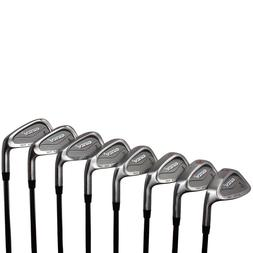 "Ginty HEAVY GOLF CLUBS XL Big & Tall Men's +4"" over Iron Set"