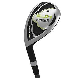 Tour Edge Men's HL3 Hybrid, Right Hand, Regular, Graphite, 4