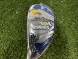 Tour Edge Hot Launch 2 - 6 Hybrid Iron 29* 60 Regular Graphi