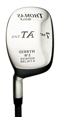 #7 Hybrid Iron  - Senior Flex - Right Handed - Model AT725 -