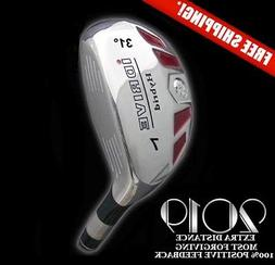 IDRIVE Hybrid Irons  2 3 4 5 6 7 8 9 PW SW LW Graphite or St