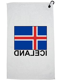 Hollywood Thread Iceland Flag - Special Vintage Edition Golf