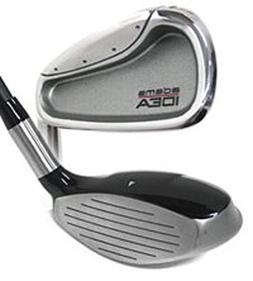 Adams Idea Iron Set 3H 4H 5-PW Stock Graphite Shaft Graphite