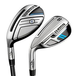 Adams Golf Men's New Idea Iron Set, Right Hand, Steel, Regul