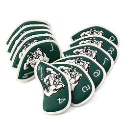 Iron Golf Head Covers Club Set Cover Headcovers for Mizuno T