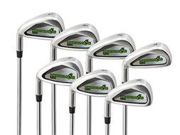 BombTech Golf - Premium Golf Iron Set For Men - 7 piece