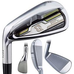 jgr hybrid forged iron set