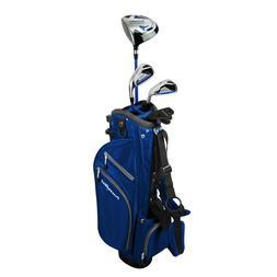 PowerBilt Junior Kids Boy's Ages 5-8 Golf Club Set, Left Han