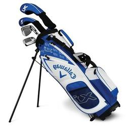 Callaway Junior XJ-2 Complete Set 6 Piece White Right Handed