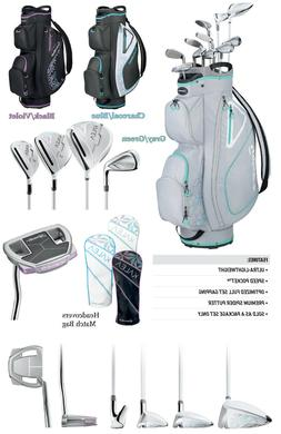 TaylorMade Kalea 3 Ladies Complete Set Driver/Fairways/Rescu