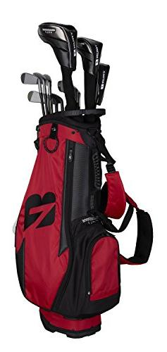Bridgestone Golf 9.5 Driver Regular Flex Set