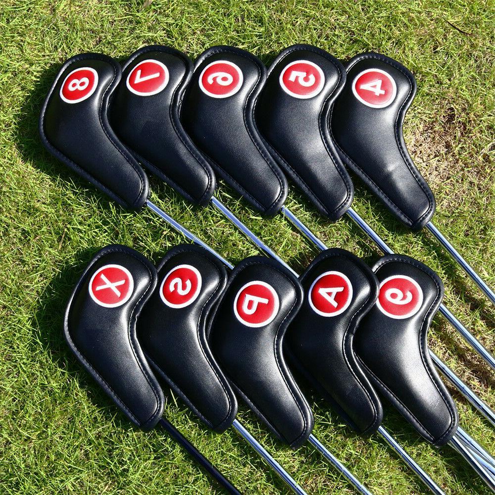 10pcs MagneticClosure Golf Ping Mizuno Irons Club