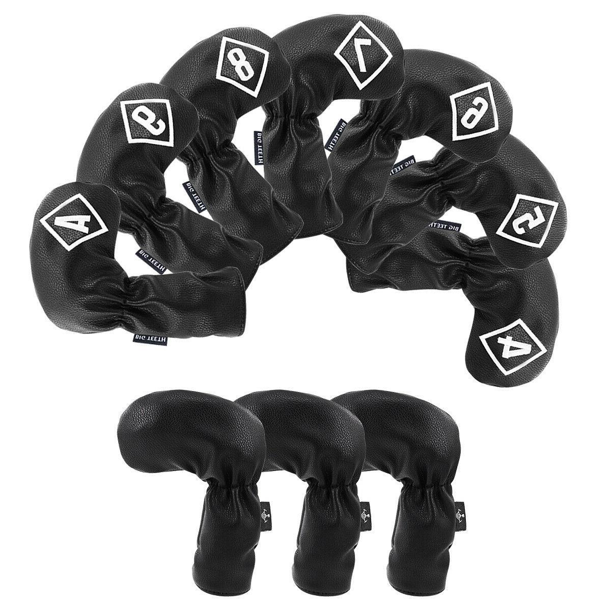 Long Sock Head Covers GOLF CLUB Covers Taylormade Cobra