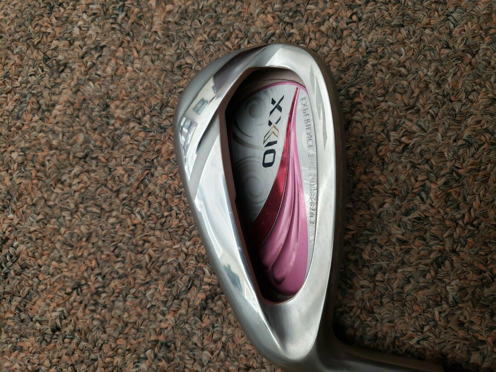 11 bordeaux ladies 5 iron rh mint