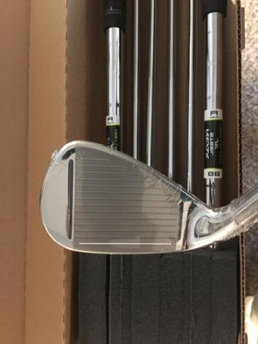 TAYLORMADE M2 IRONS STEEL SHAFT 4-PW AW REGULAR #1205