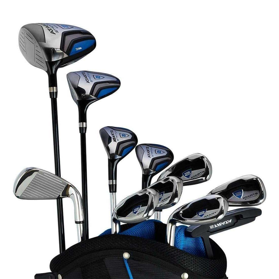 Callaway 2019 Men's 16-Piece Golf Set Right
