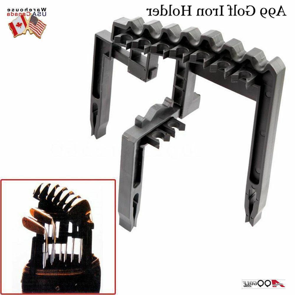 a99golf 9 iron club holder organize your