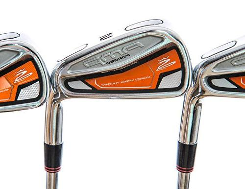 Cobra AMP Forged Set 4-PW NS Pro Right Handed