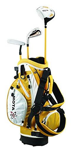 """Founders Club Atom Complete Junior Golf Set, Youth 36-45"""" Ta"""