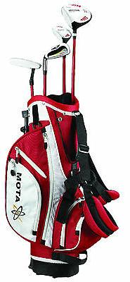 """Founders Club Atom Complete Junior Golf Set, Youth 45-54"""" Ta"""