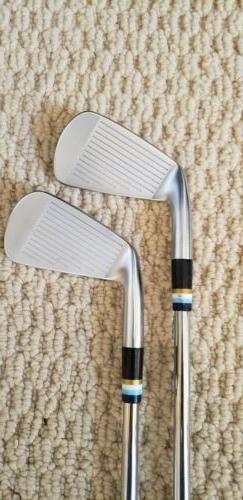 Miura CB-301 and 5 irons ferrules and