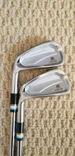 cb 301 4 and 5 irons
