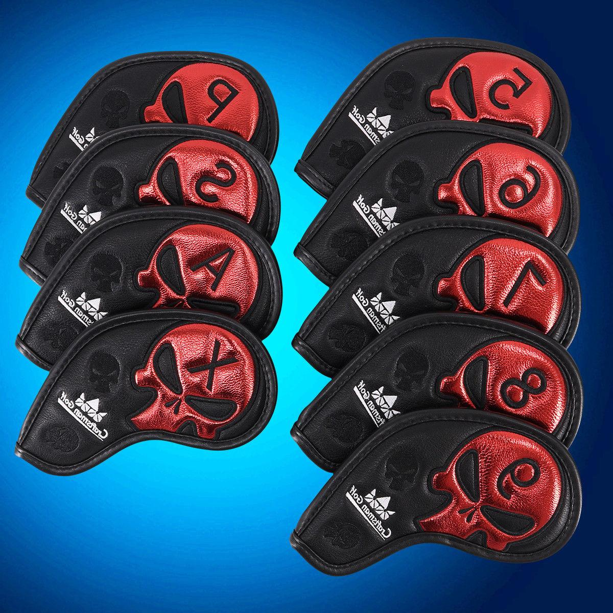 Craftsman Covers Skull Headcovers Titleist 716 #5-Xw