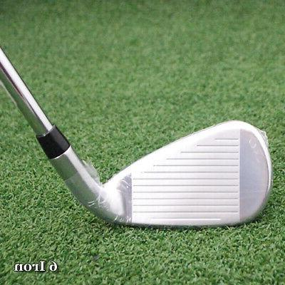 Cobra Superlite Combo Gr/Steel Flex 5h 6-PW&SW NEW
