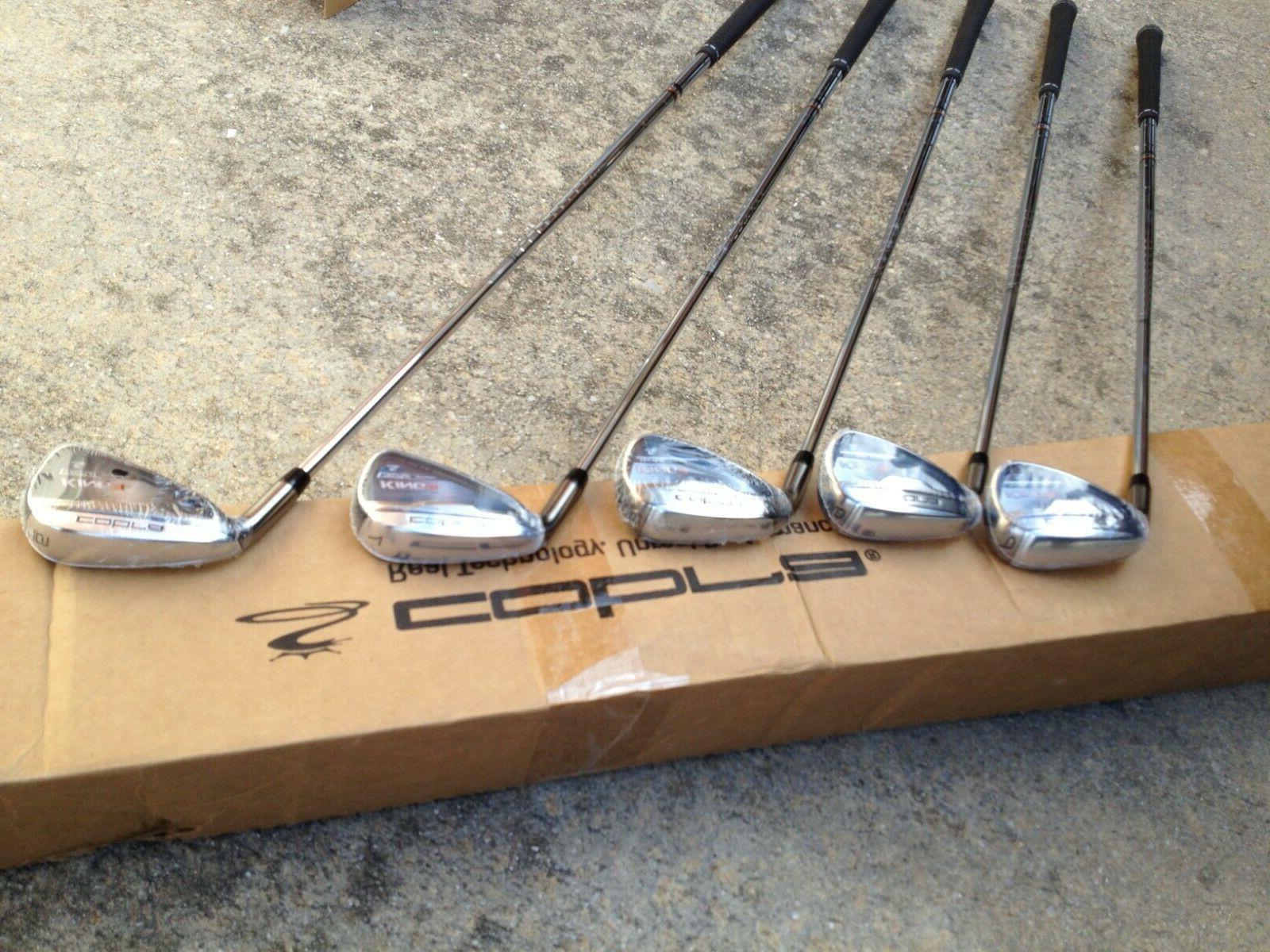 King 6-PW Steel - Golf Clubs