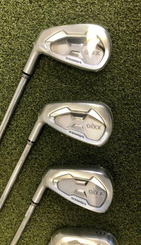 XXIO Forged Irons N.S. Pro Regular Golf Set