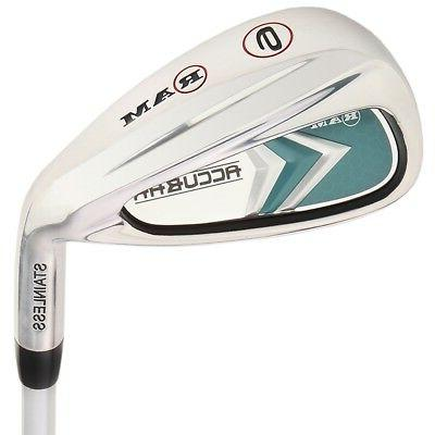 Ram Golf Accubar Right Graphite Iron Set - FREE HYBRID INCLUDED