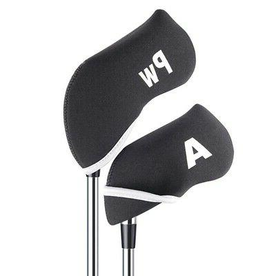 Waterproof Golf Club Covers Putter Durable Headcover Set