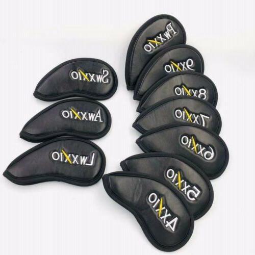 Golf XXIO Course 10 Pieces Set 4-9-P-S-L-A