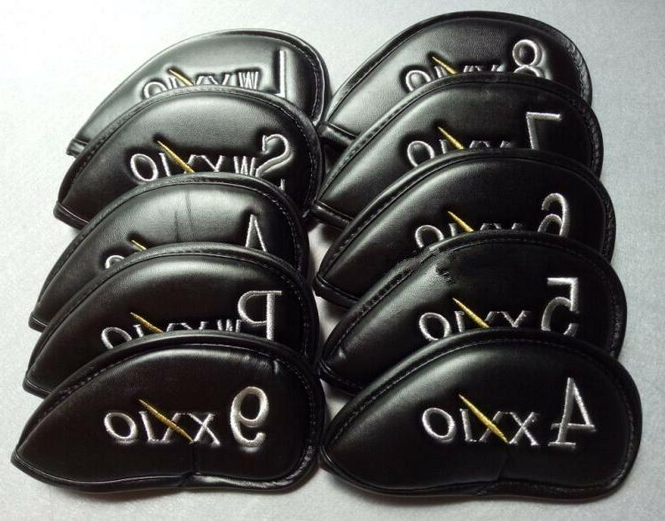 golf club irons cover xxio on course