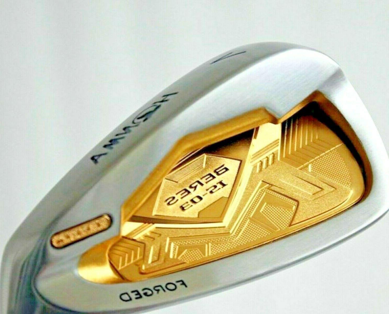 Golf Clubs Honma 4 Clubs Iron Graphite