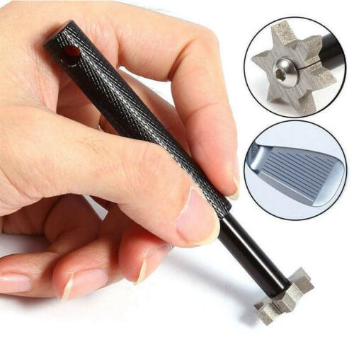 Golf 2 Pcs Sharpening Kit For