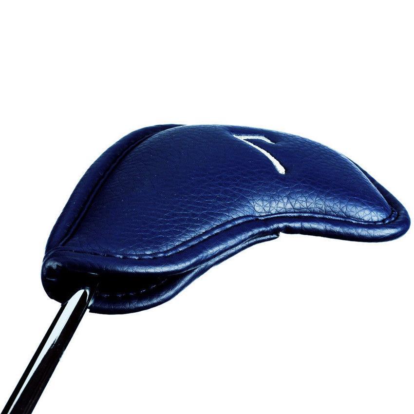 Golf Iron Head Covers Set 12 Pcs Fits Titleist