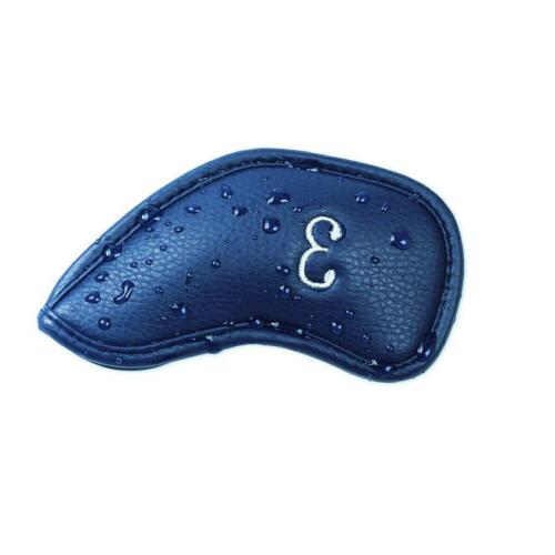 Golf Iron Set Head Protector Proof Oversize US