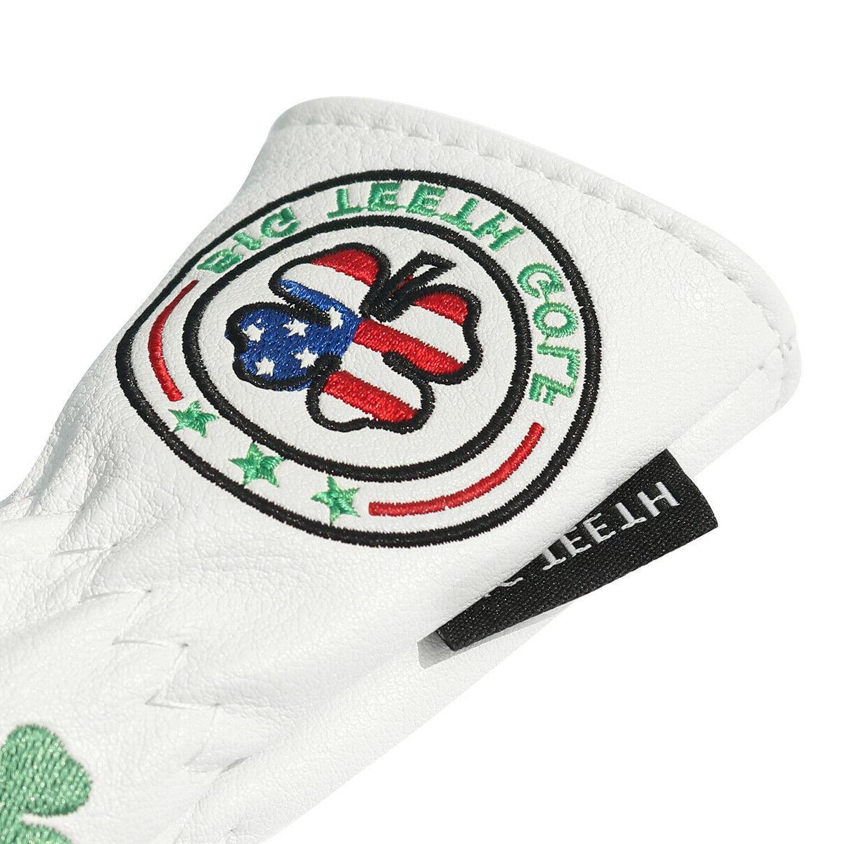 Golf Iron 11Pcs/Set White Leather Long Neck US