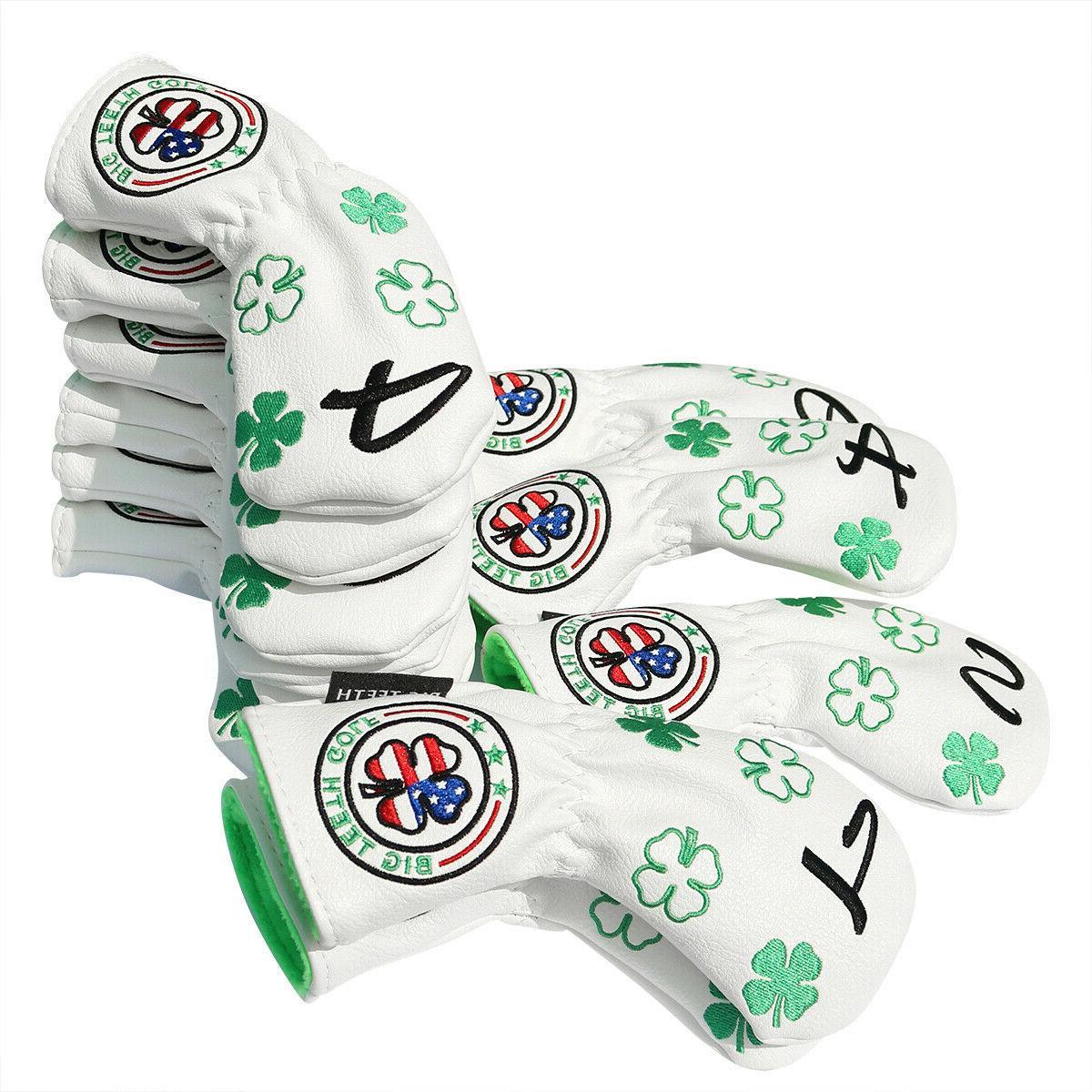Golf 11Pcs/Set Neck Clover New
