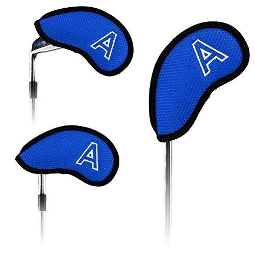 Golf Headcovers Neoprene Club Protector LOB Wedges for Callaway Cobra Ping G30 G25 Taylormade M2 M1 Titleist AP2 AP3