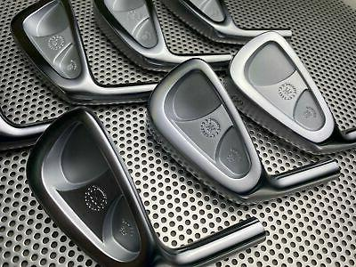 Miura Golf Irons Set 4 to No Paint Fill Heads