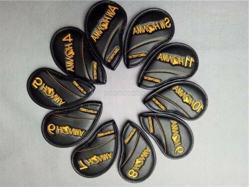 golf irons cover set 4 11 a