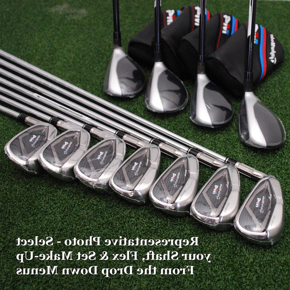 golf m4 rescue irons combo sets choose