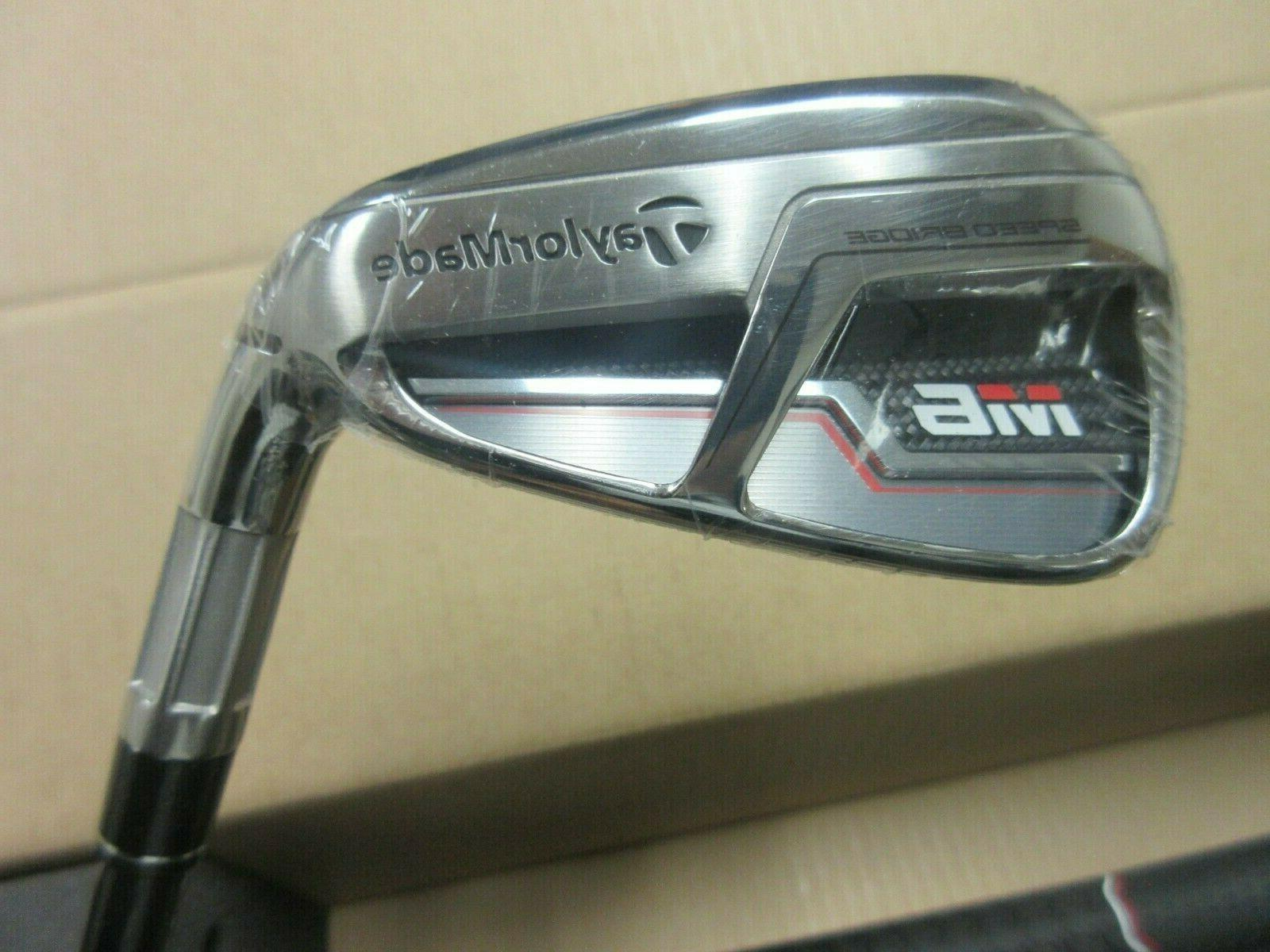 golf m6 right handed iron set atmos