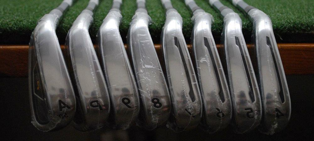 TaylorMade Golf 4-PW-AW 8pc Set Tour Steel Flex