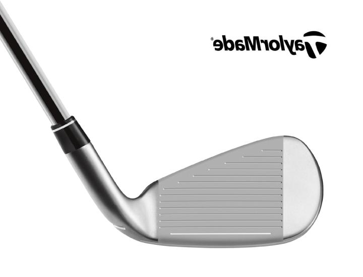 Taylormade Full Iron Handed 4-AW Brand New