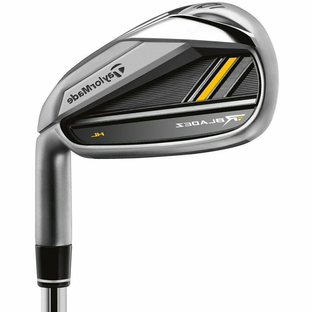 golf rocketbladez hl full iron set left