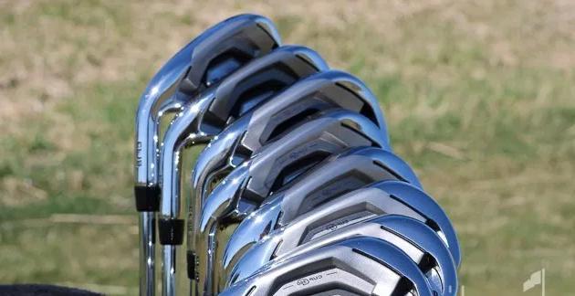 golf rogue irons 7 iron set 4